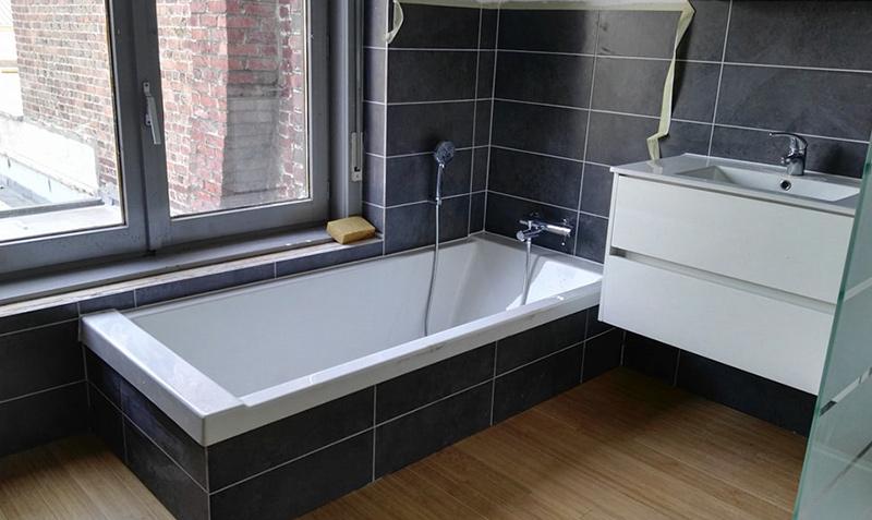 Installateur de salle de bain à Templeuve et dans le Hainaut